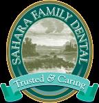 Sahara Family Dental Logo